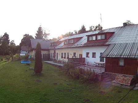 Léto na Bokově chatě